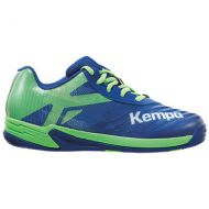 Korfbalschoenen Kempa Wing 2.0 Junior - Blauw-Groen