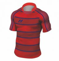 Rugbyshirt Lineout