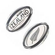 Minibal All Blacks style Nieuw-Zeeland