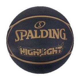 Basketbal Spalding Highlight Black
